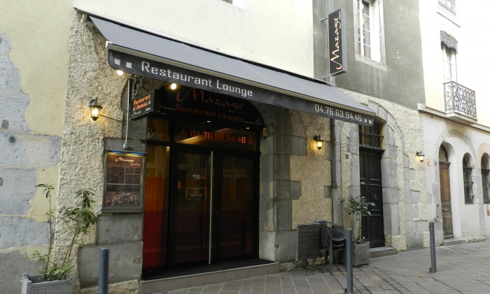 Le mazage restaurant traditionnel grenoble - Restaurant le garage grenoble ...