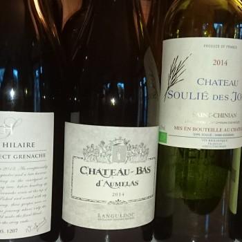 Les clients d'un restaurant de Narbonne impliqués dans le choix des vins