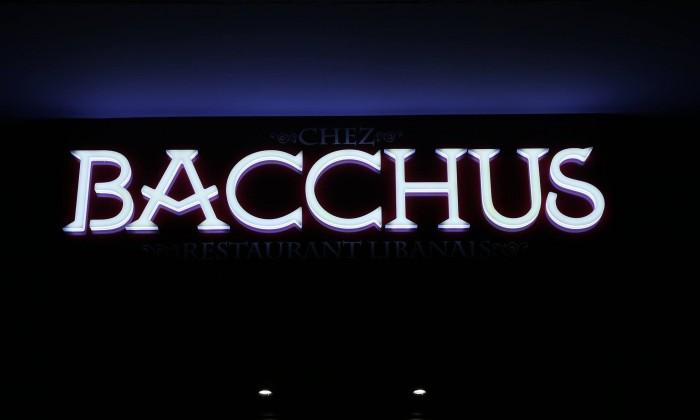 Photo Chez Bacchus