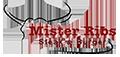 Logo Mister Ribs Steak & Burger