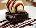 Photo Brownie con helado - Mister Ribs Steak & Burger