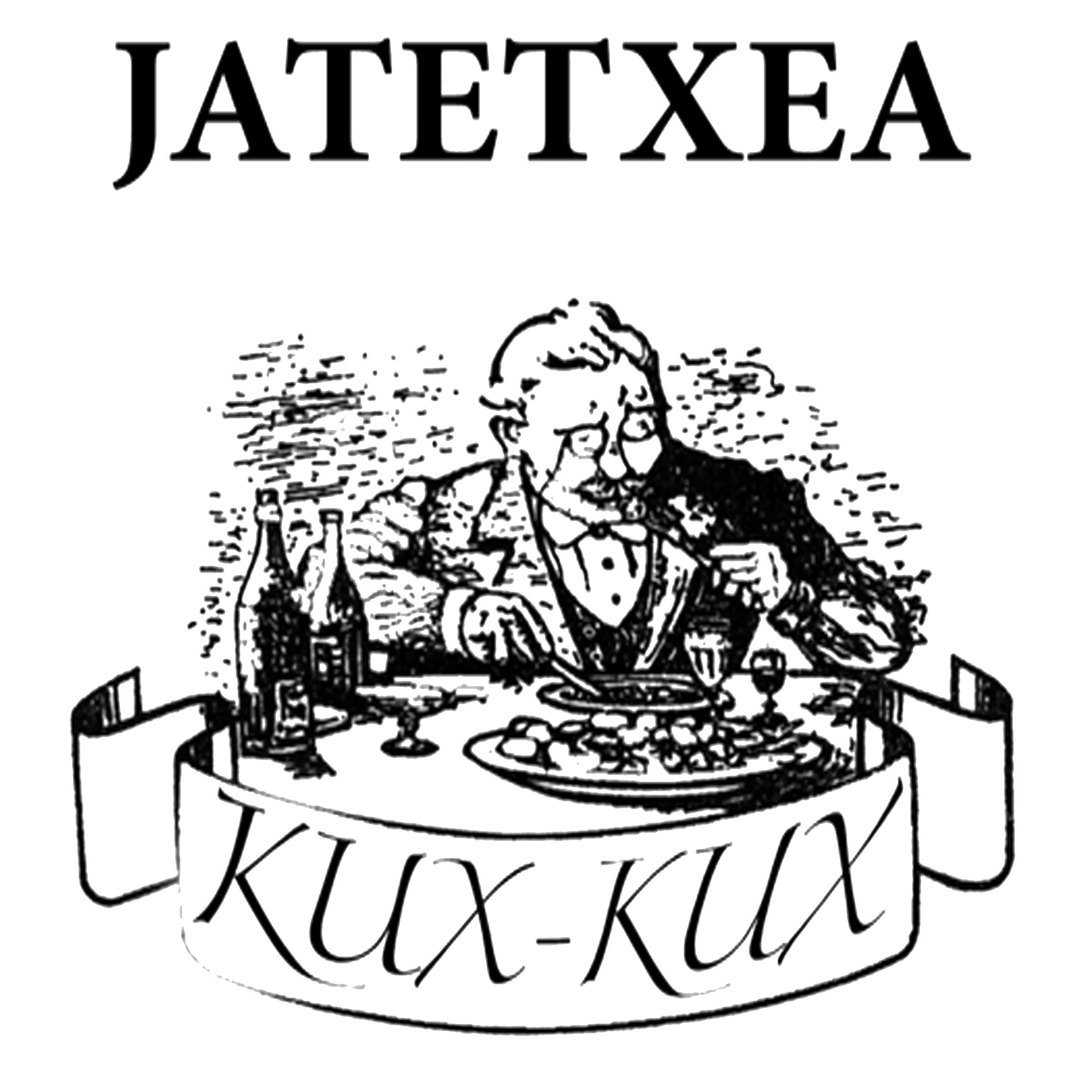 Logo kux kux jatetxea