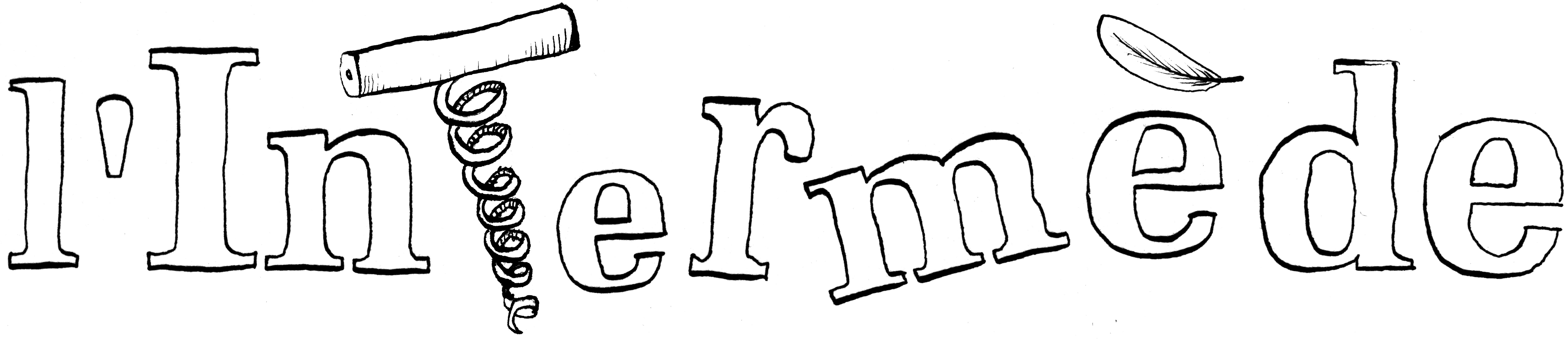Logo L'Intermède