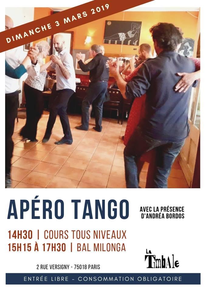 Apéro Tango