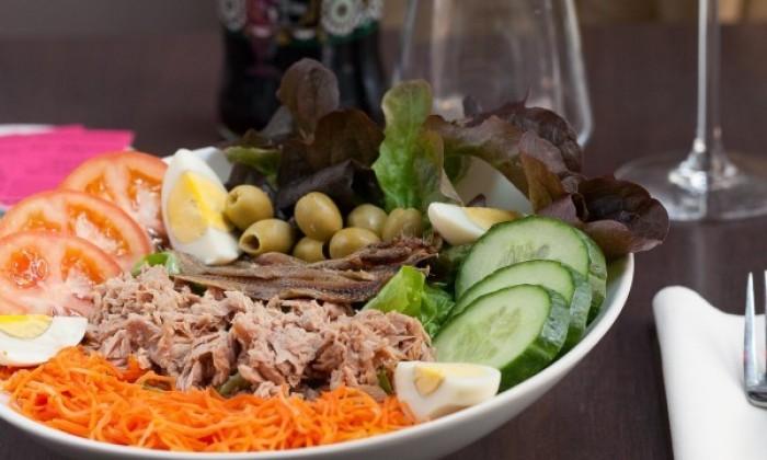 Quelques salades à la Ménara Lille pour vos envies de fraîcheur