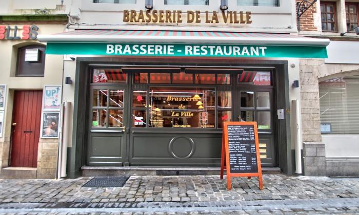 Brasserie de la ville