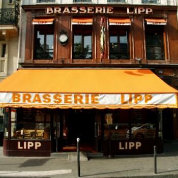 Lipp figure comme l'une des 5 brasseries les plus mythiques de Paris !