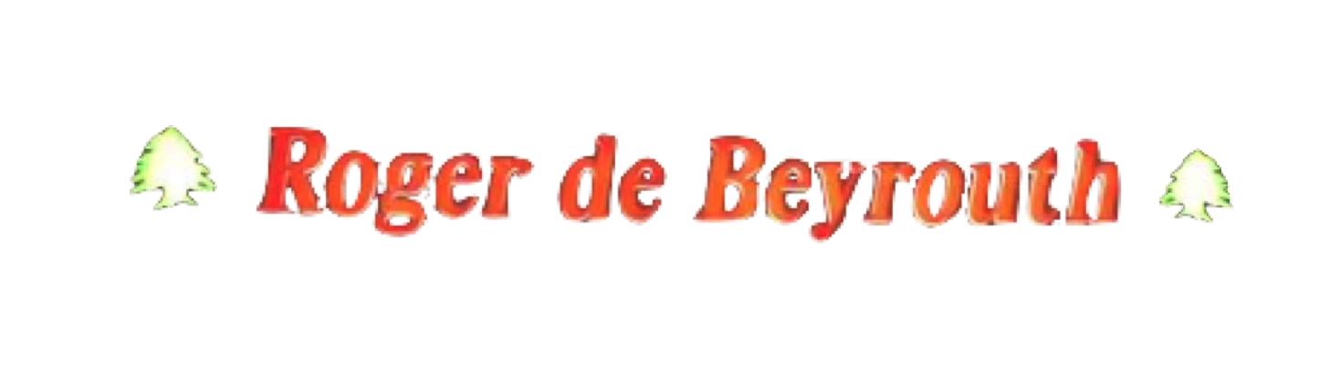 Logo Roger de Beyrouth