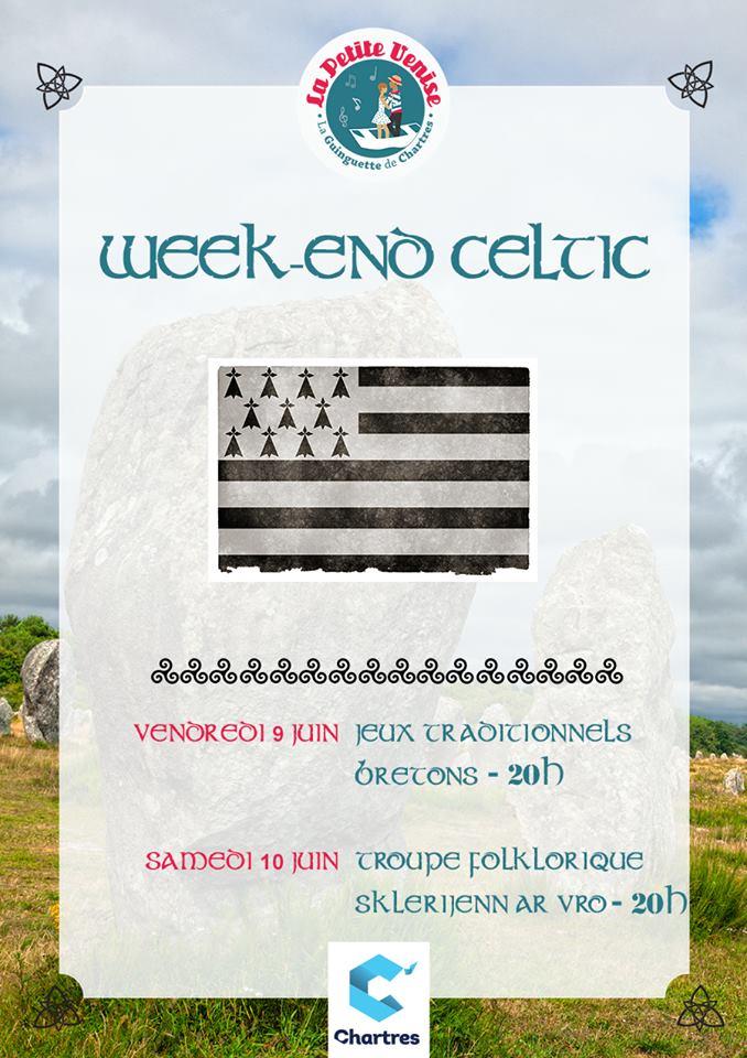 WEEK-END CELTIC