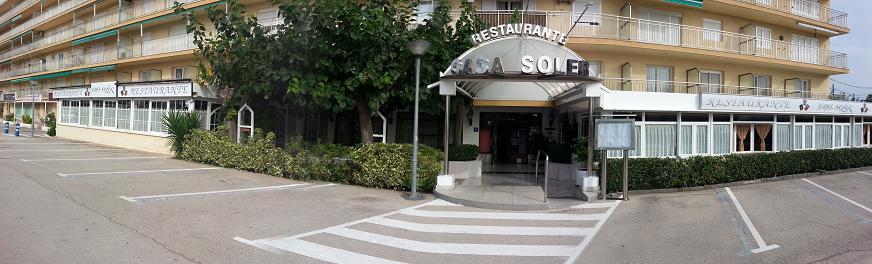 Logo CASA  SOLER