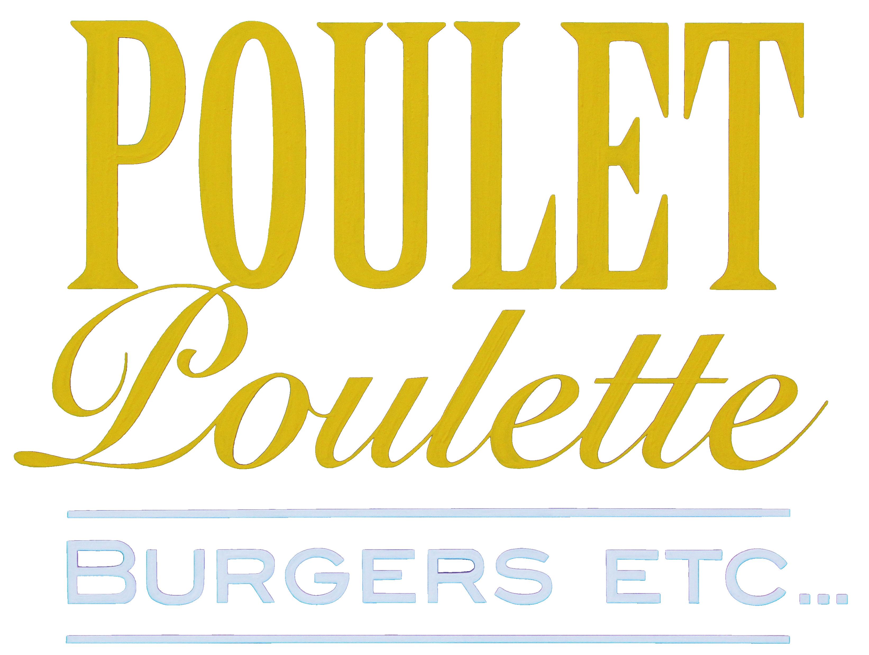 Logo Poulet Poulette