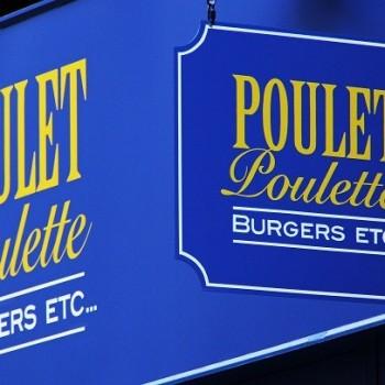 Poulet Poulette, premium et artisanal