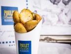 Photo Pommes grenaille en jus de cuisson - Poulet Poulette