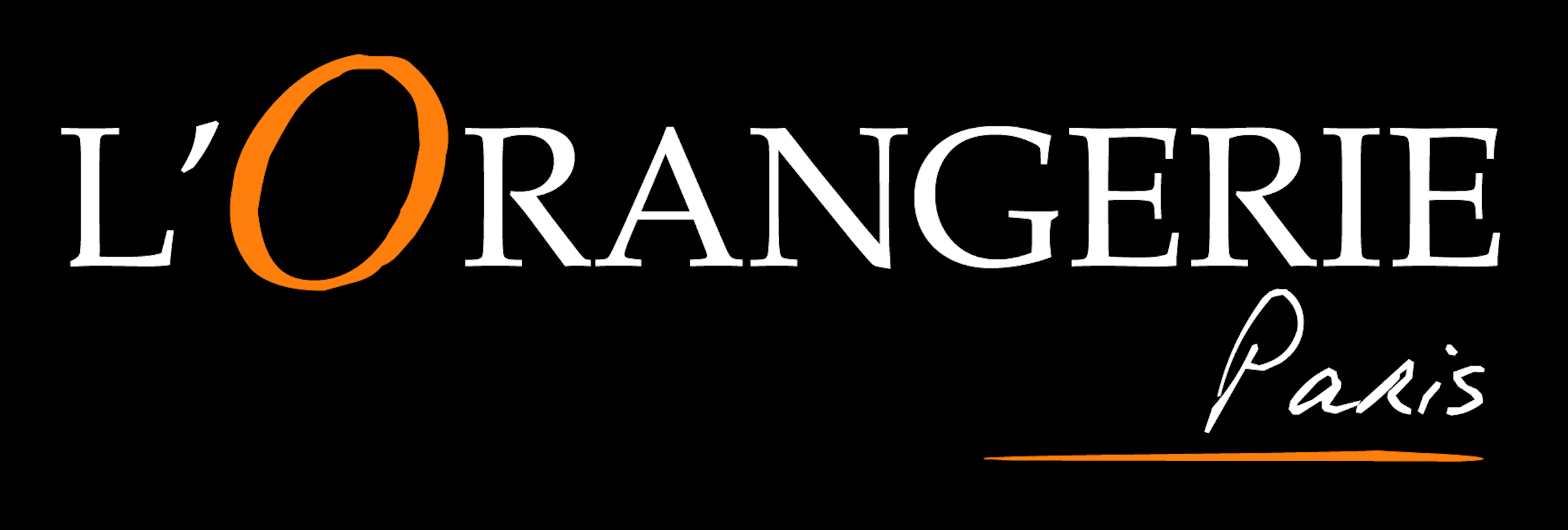 Logo L'Orangerie Paris