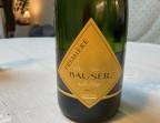 Photo Champagne Bauser - TOIT POUR TOI, restaurant Christine et Didier COZZOLINO