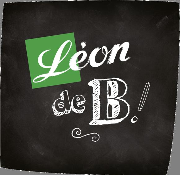 Logo Léon de B - Paris 19