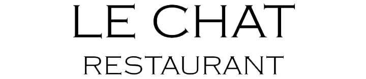 Logo RESTAURANT LE CHAT