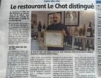 RESTAURANT LE CHAT
