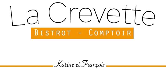 Logo La Crevette