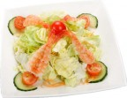 Photo E5 Salade crevettes - Kokeshi
