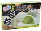 Photo Gâteau Mochi au thé vert - Kokeshi