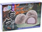 Photo Gâteau mochi au taro  - Kokeshi