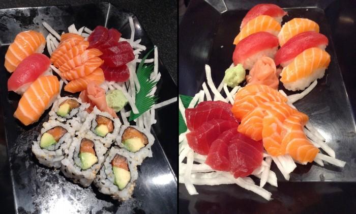 Photo Sushi folie's