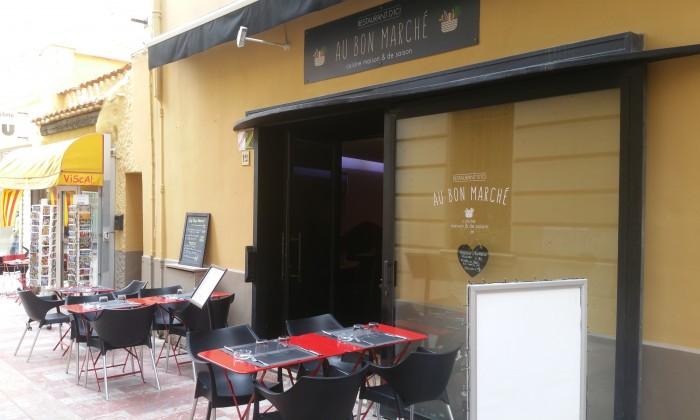 Photo Au bon marché