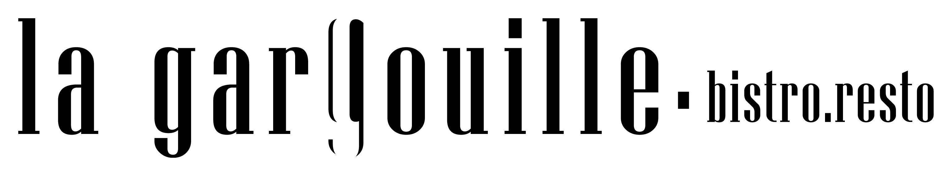 Logo La Gargouille