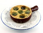 Photo Cassolette d'escargots  - café de La table ronde