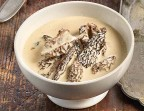 Photo Sauce aux Morilles - café de La table ronde