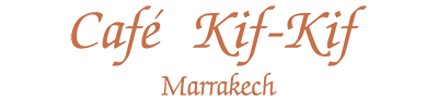 Logo Café kif kif