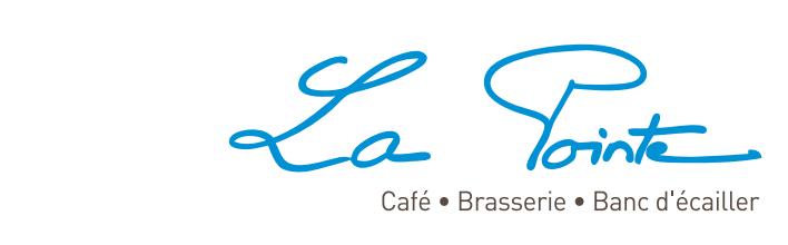 Logo Café de la pointe