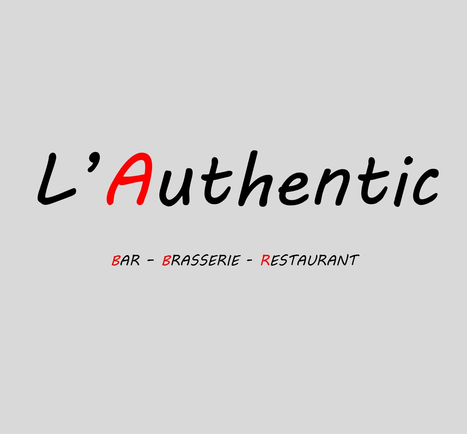 Logo L'Authentic