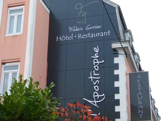 Hôtel-Restaurant l'Apostrophe
