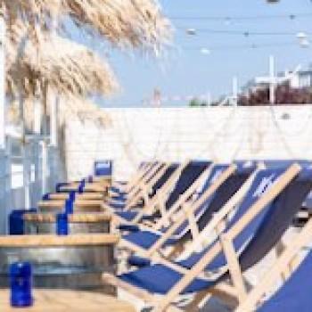 Polpo plage : la terrasse les pieds dans le sable à Paris