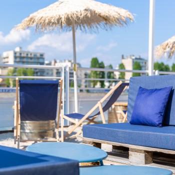 Plaza Havana club, Polpo plage...Les terrasses les plus dépaysantes de Paris pour profiter de l'été indien !