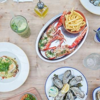 """Le resto du week-end : une ambiance """"beach club"""" au Polpo"""