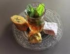 Photo Café ou thé à la menthe fraiche gourmand - La Table de Sam