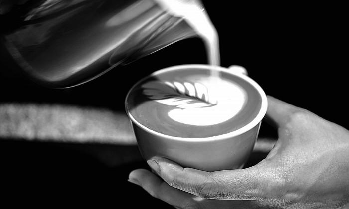 Nos Cafés Latte Art