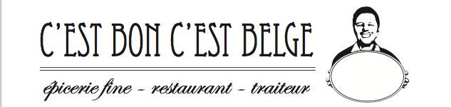 Logo C'est bon c'est belge