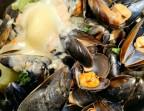 Photo Moules maroilles ou merguez Garcia - La Cocotte