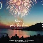 DINER SOUS LES FEUX - MERCREDI 14 AOÛT 2019