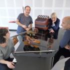 Déjeuner bistrono-musical avec le groupe Liberquartet