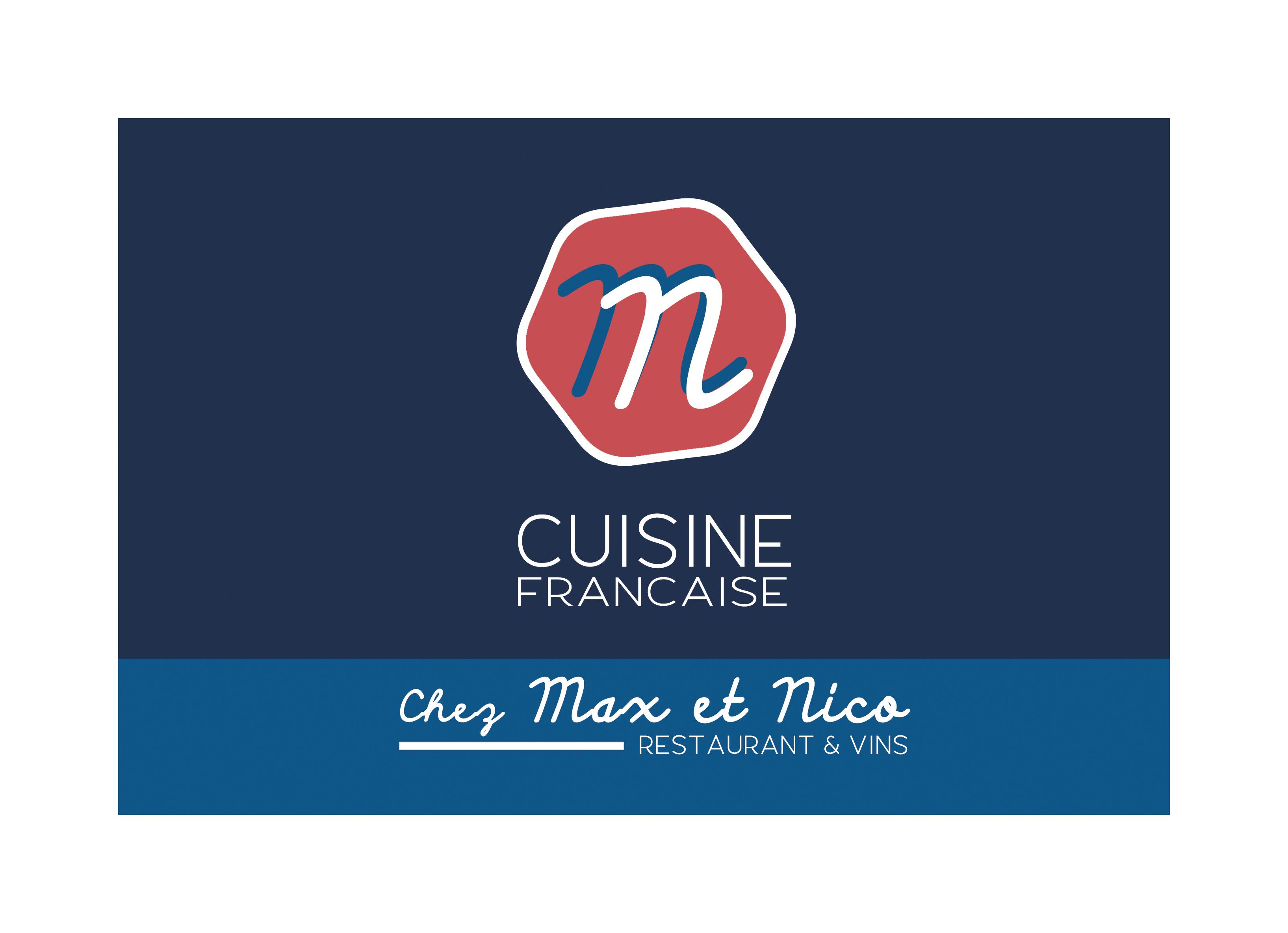 Logo Chez Max et Nico