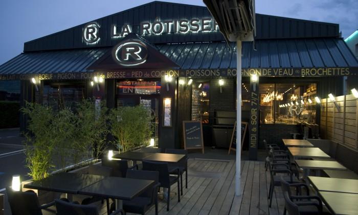 Photo La Rotisserie