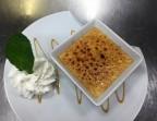 Photo Crème brûlée - bis'trot de la closerie