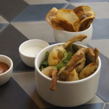 Restaurant Rainettes (Paris 4)