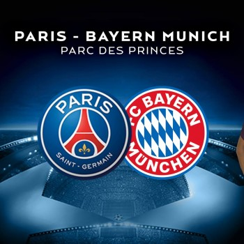 PSG vs Bayern Munich Live in Balrock!