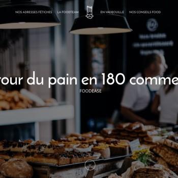 Le tour du pain en 180 commerces